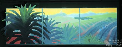 Pineapple farm 1991