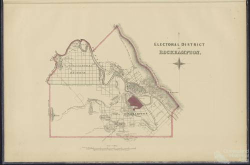 Electoral District of Rockhampton