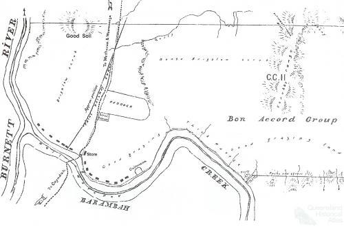 Bon Accord commune plan, c1890s