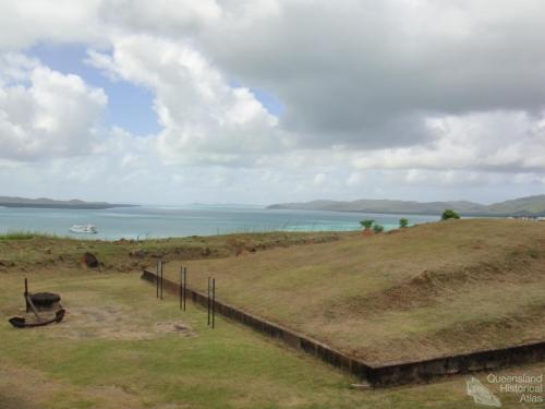 Green Hill Fort, Thursday Island, 2009