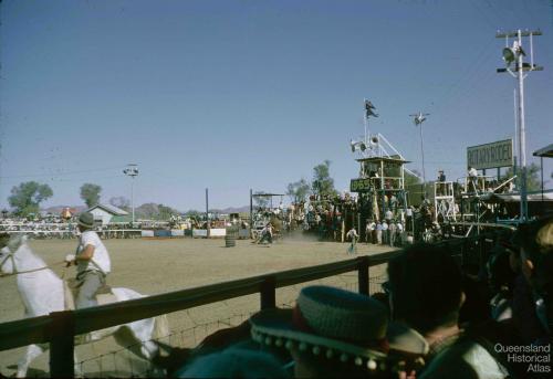 Mount Isa Rodeo, 1965