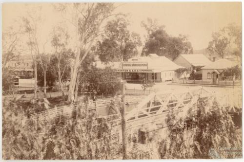 Mount Morgan, 1890-93
