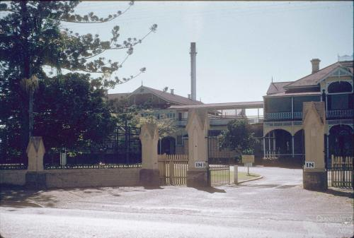 Maryborough Base Hospital, c1959