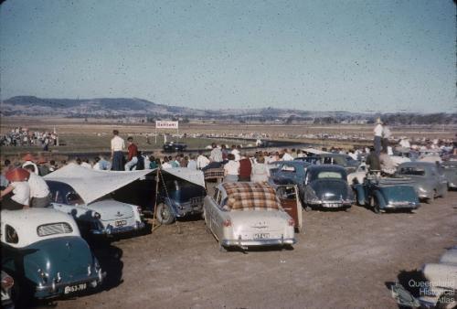 Lakeside motor racing circuit, Pine Rivers, 1959