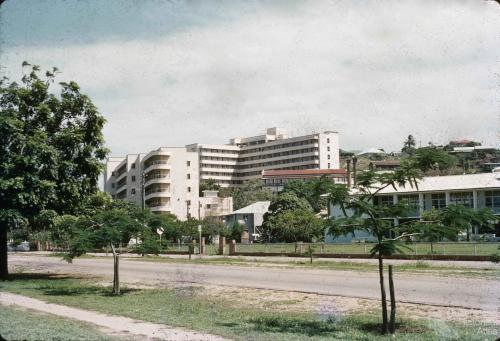 Townsville Hospital, 1958