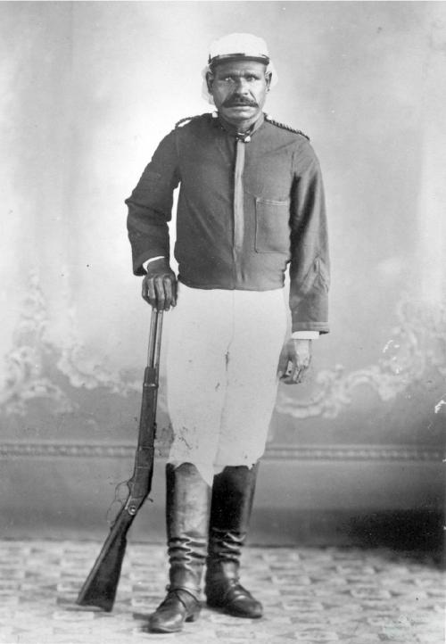 Native Trooper, 1860s