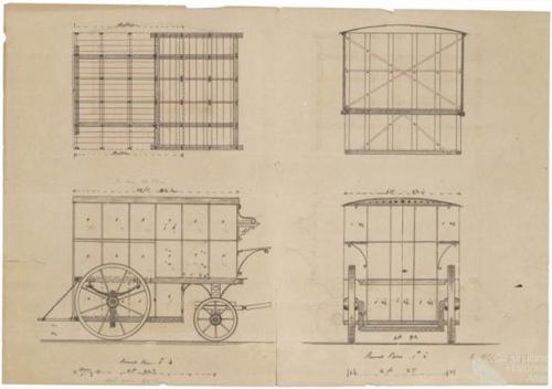 Night soil cart, c1894