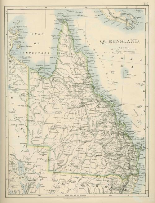 Queensland, 1906