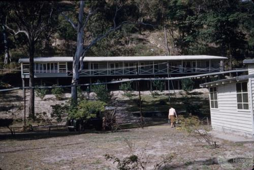 Staff quarters, Tangalooma whaling station, 1960