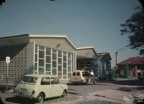 Princess Alexandra Hospital, Buranda, 1966