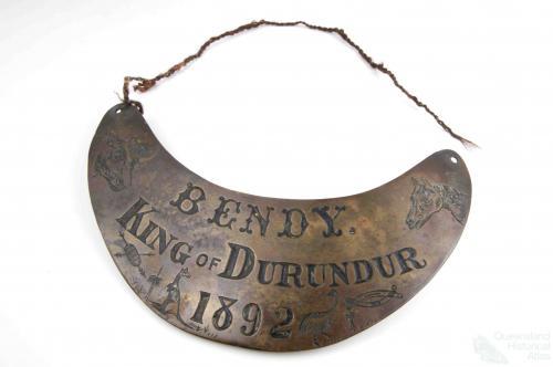 Breastplate, 1892