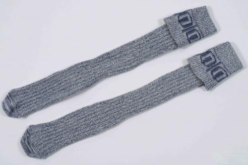 Queensland Railways socks, c1970