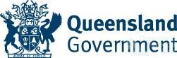 Queensland Government logo, 2012