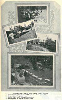 Mudgeeraba and Currumbin Creeks unemployment relief camps, 1931