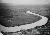 St Lucia Farm School from the air, c1936