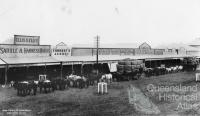 Athens Oyster Saloon, Longreach, 1910