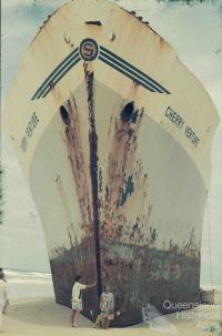 Wreck of the Cherry Venture, 1973