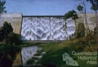 Tinaroo Dam, 1955-63