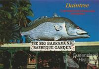The Big Barramundi Barbeque Garden, Daintree