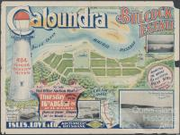 Bulcock estate land sale Caloundra, 1917