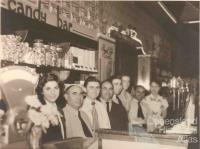 Regal Cafe, Ipswich, 1952
