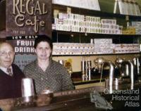 Regal Cafe, Ipswich, c1970