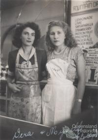 Londy's Café, Ipswich, c1949