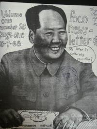 Foco newsletters, 1968