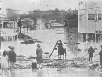 Flooding in Ipswich, 1974