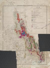 Geological survey of Queensland, 1928-29