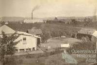 Marian Sugar Mill, Mackay District, c1910