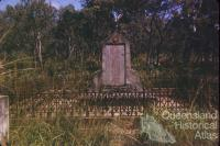 Chinese shrine, Cooktown, 1968