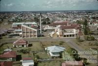 Maryborough Base Hospital, c1958
