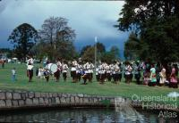 Carnival of Flowers, Toowoomba, 1982