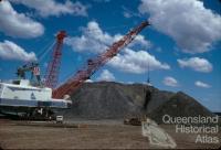 Dragline Moura Mine, 1982
