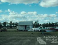 Chinchilla Airport, 1979
