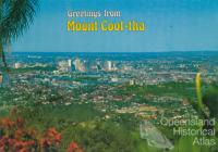 Mount Coot-tha c1990