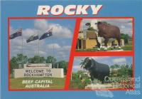 Rockhampton, beef capital