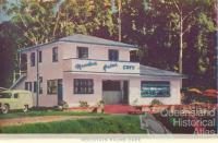 Palms café, Tamborine Mountain, c1938