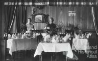 Refreshment Room, Esk, c1920