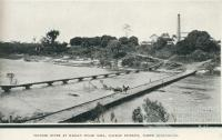 Pioneer River at Marian Sugar Mill, 1914