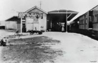 Railway Refreshment Room Cardwell, 1934