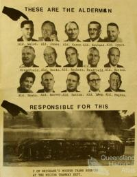 Tram protest, c1969