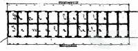 Separate prison cell design, 1868