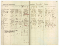 South Sea Islander patients at Maryborough hospital, November 1888