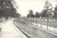 Goodna Asylum fences
