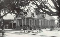 Goodna Asylum patients and staff