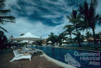 Resort, Yeppoon, 1996