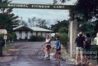 Entrance National Fitness Camp, Tallebudgera, 1981