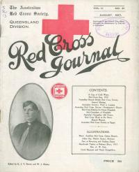 Red Cross Journal, August 1917